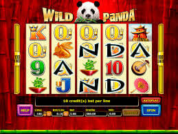 Wild Panda Online Slots from Aristocrat Gaming