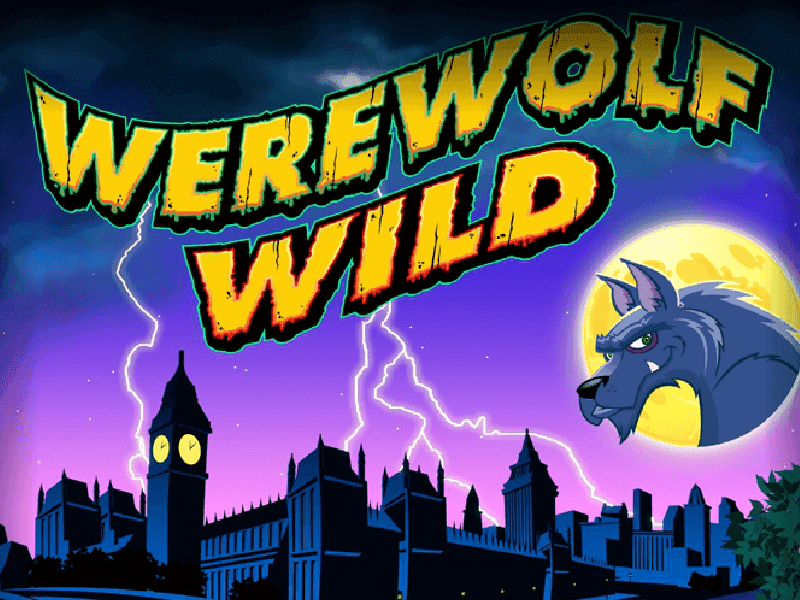 Werewolf Wild Slot by Aristocrat Gaming
