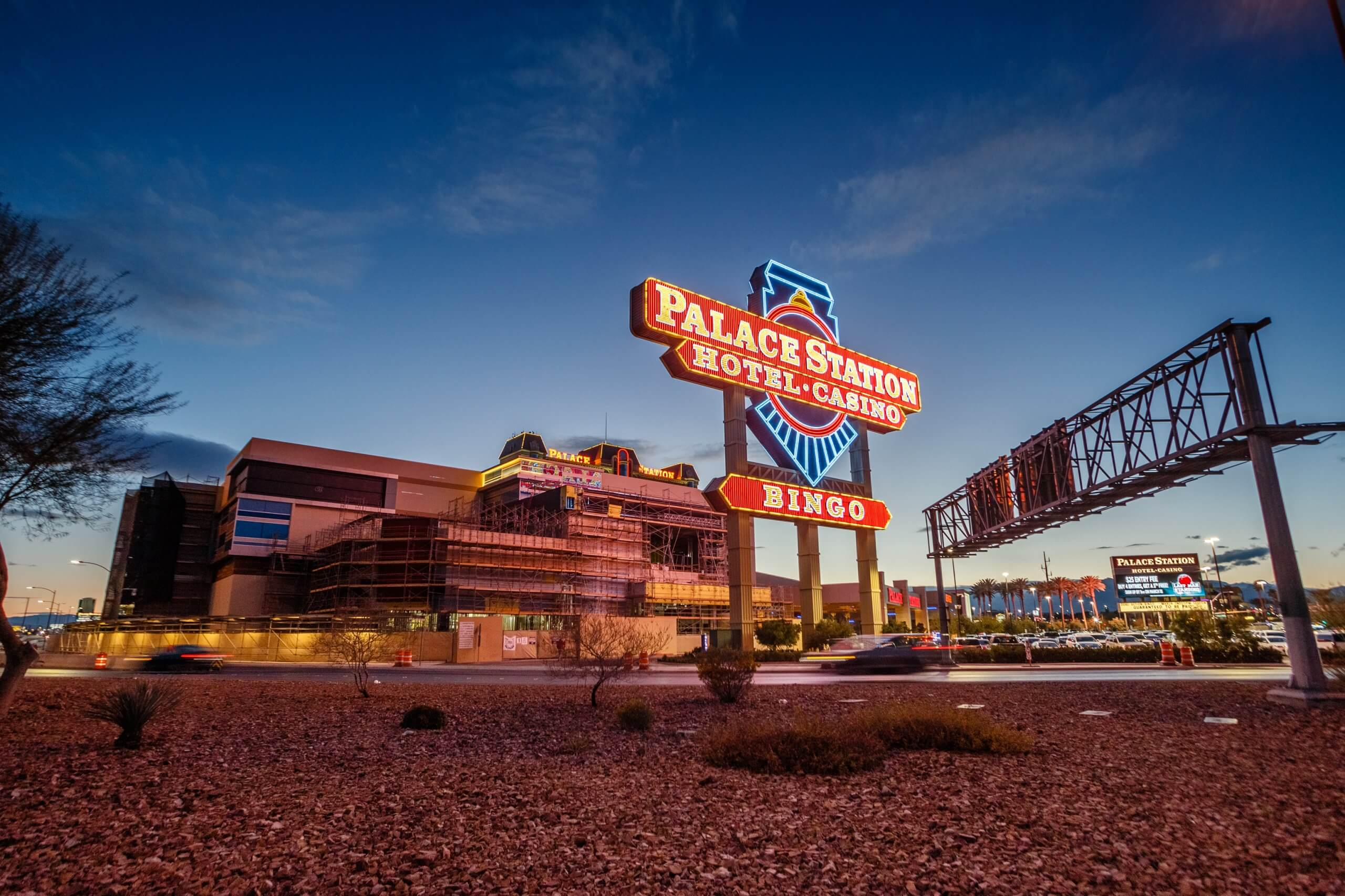 The Palace Station Hotel and Casino
