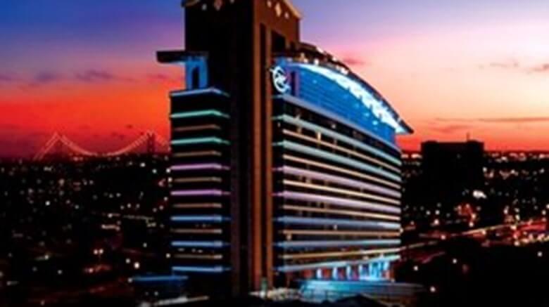 Downtown Detroit's MotorCity Casino Hotel
