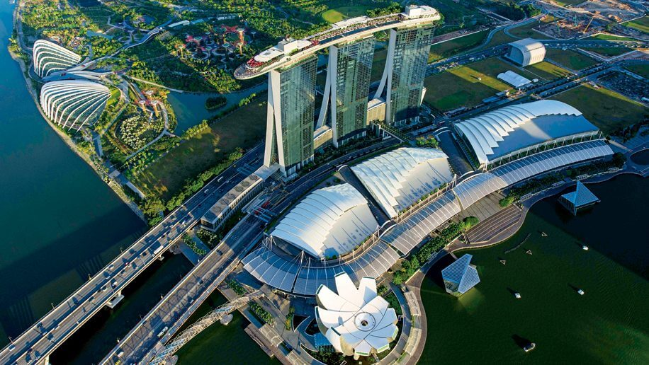 A Review of Marina Bay Sands Hotel