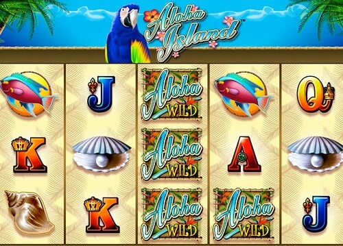 Find out the Details about Aloha Island Online Slot