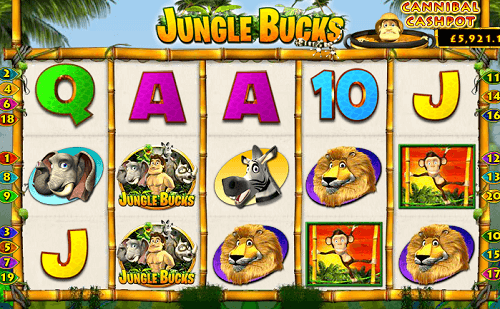 Jungle Bucks Slot Guide for Players Online