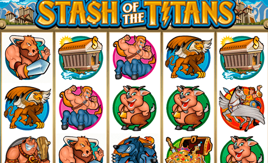 The Basics of Stash Of The Titans Online Slot by Microgaming